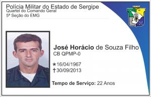 2013.09.30 - JOSÉ HORÁCIO DE SOUZA FILHO