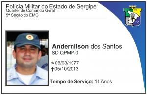 2013.10.05 - SD Andernilson dos Santos