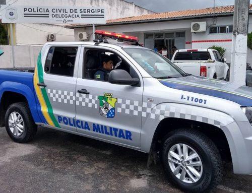 Policiais do 11º Batalhão prendem foragido da Justiça em Tobias Barreto