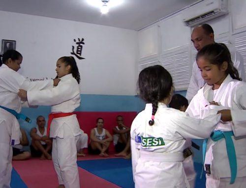 Projeto social da PM é destaque em programa nacional da Rede Globo