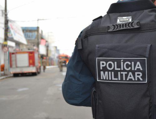 PM prende homem pela 18ª vez pelo mesmo crime