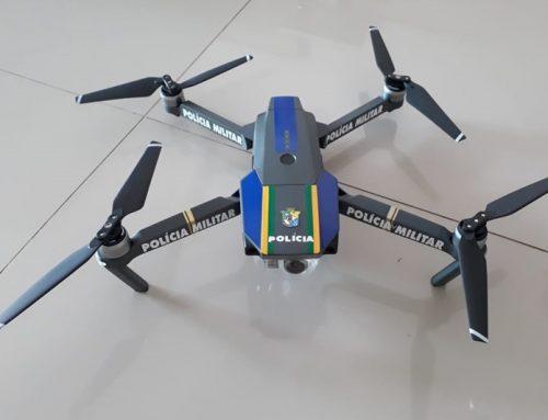 Polícia Militar começa a utilizar drone na prevenção e combate a crimes em Sergipe