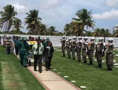 Soldado Claydson Cássio é homenageado pela Polícia Militar de Pernambuco