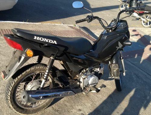 Polícia Militar recupera duas motocicletas roubadas no agreste do Estado