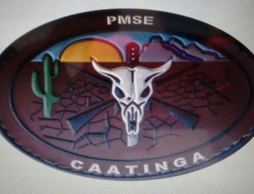 Inscrições abertas para o VIII Curso de Operações Policiais em Área de Caatinga