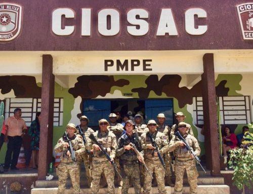 Policial militar de Sergipe conclui Curso de Caatinga em Pernambuco
