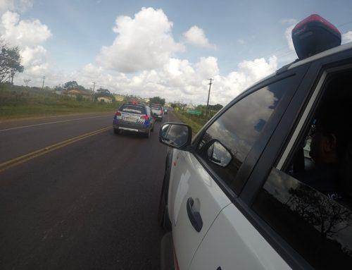 Galeria de Imagens da Operação Pé na Estrada realizada nos municípios de Simão Dias e Neopólis