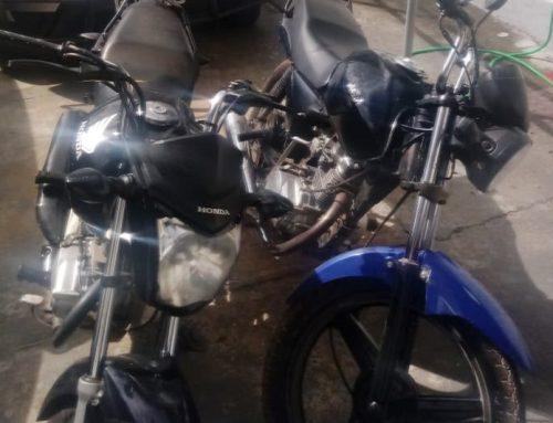 Polícia Militar prende suspeito e recupera três motocicletas roubadas em Boquim