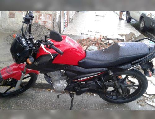 PM prende motociclista embriagado na Zona sul da capital
