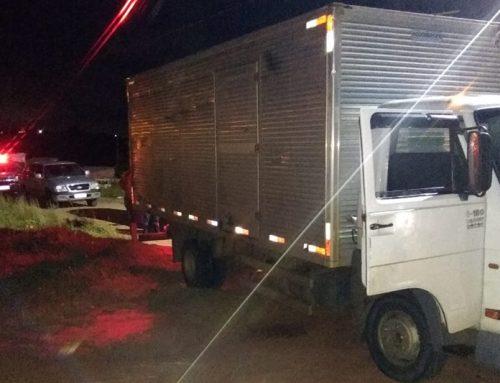 PM prende motorista de caminhão com sinais de embriaguez no Agreste sergipano