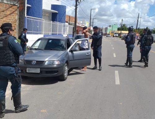 Polícia Militar divulga números da Operação Tiradentes em Sergipe