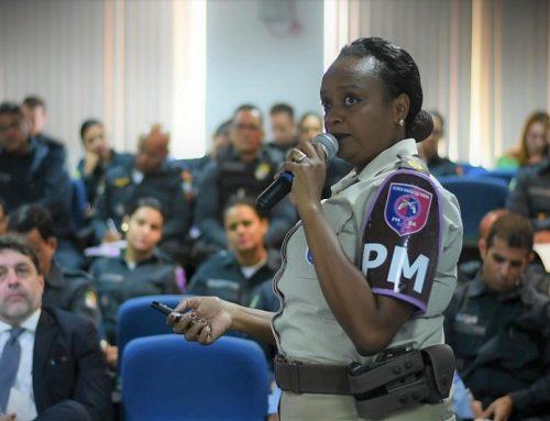 I Curso de Atendimento às Mulheres em Situação de Violência da PMSE