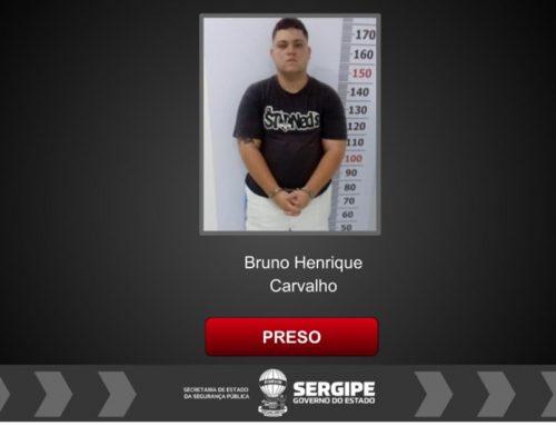 Getam e Denarc prendem homem por tráfico de drogas em Aracaju